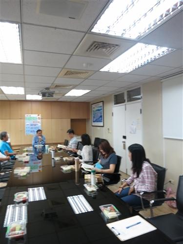 統計系學科精進教學研討會