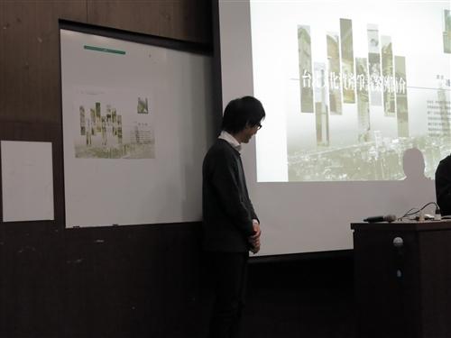 最近臺北文化資產爭議案例簡介
