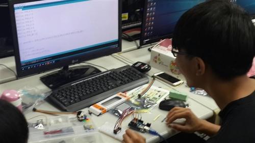 Arduino--資管系程式設計工作坊