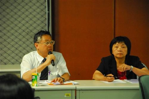 「100學年度大陸新生輔導會議」