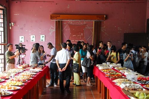 交換學生、外國留學生及大陸學生迎新暨中秋節餐會