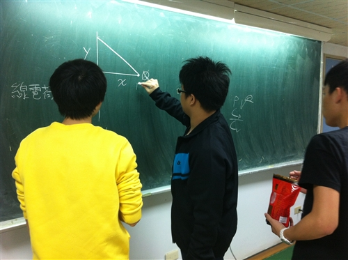 物理補救教學及夜間自習室
