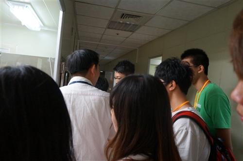 物理系企業參訪-鼎元光電