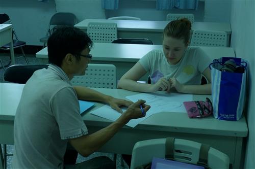 境外生課業輔導加強班