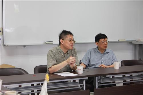 物理系研究生座談會