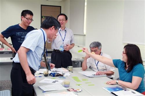 英語授課教師研習營