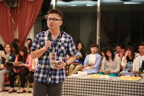 102學年度第1學期榮譽學程迎新茶會