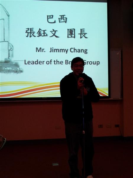 本校承辦海外華裔青年台灣觀摩團體驗福爾摩沙風情活動。