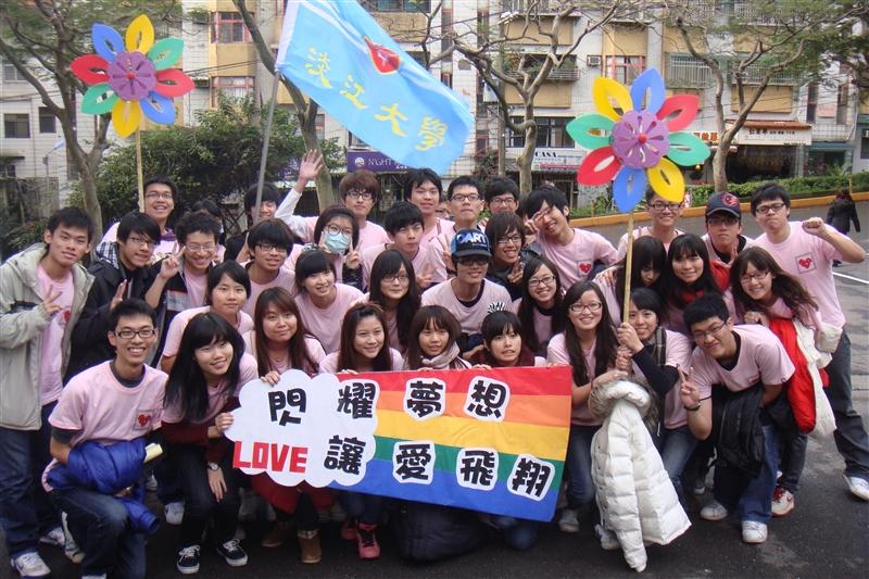 「閃耀、夢想、Love讓愛飛翔」本校寒假服務隊再出發!