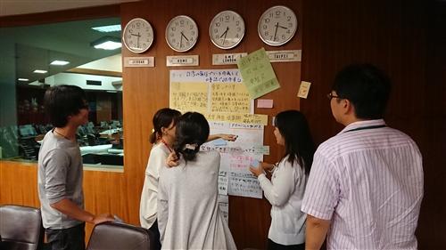 外語學習指導方針工作坊