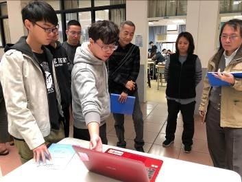 2019年淡江大學機器人創意競賽