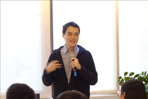 境外生職涯輔導系列講座-「專案管理/Google雲端應用:打造一人軍團」