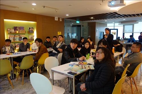 2019境外學生淡江行