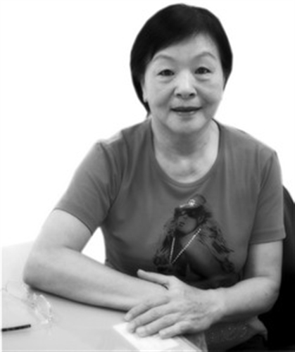 郭月娥以校為家  是個像媽媽的體育老師