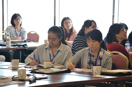 淡江大學105學年度五虎崗論壇-社團輔導專業成長研討會