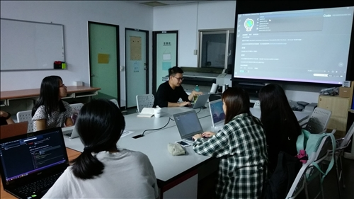 業師教導Visual Studio Code的外掛下載