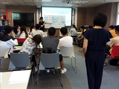小組討論成果發表與提問
