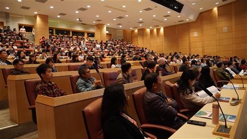 105學年度蘭陽校園大三學生出國行前說明會