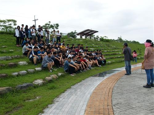 水環系----敬邀參加3-5-5產學創意合作推廣專題演講〜人水和諧、生態永續之河川環境營造