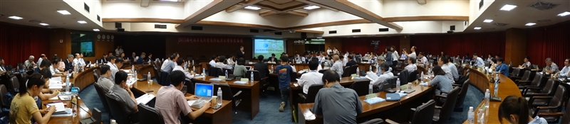 本校舉辦「2015海峽兩岸氣候變遷與能源永續發展論壇」。