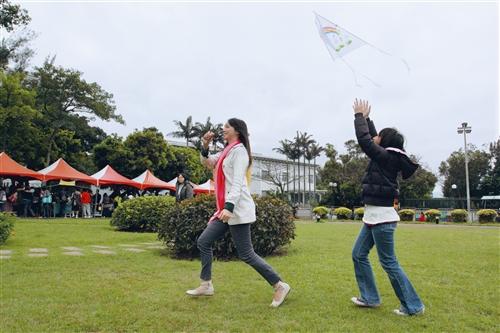 彩繪藝術放風箏