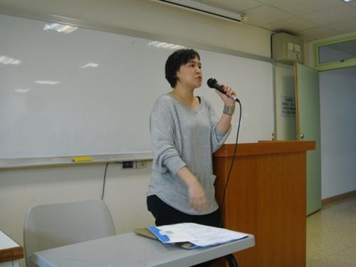 專題演講:「故事發想與創意」