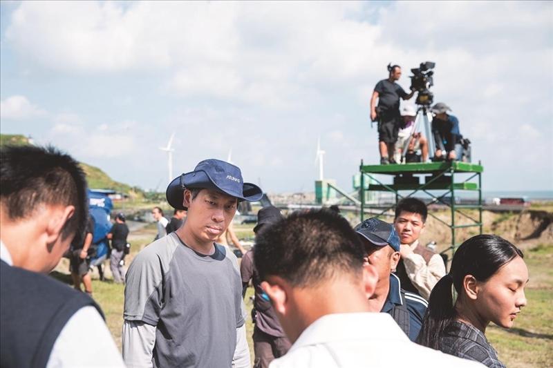 大傳系校友許明淳以歷史角度講述霧峰林家家族故事,拍攝《阿罩霧風雲--落子》(圖/許明淳提供)