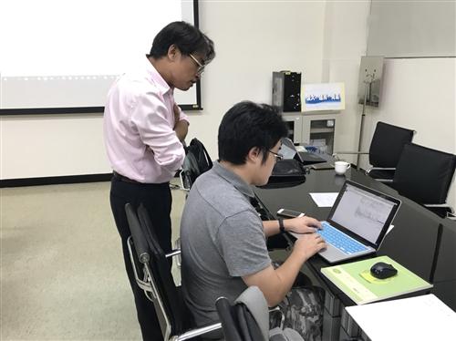 「淡江生活.創業系列實作課程」系列課程1th:雲端服務開發體驗工作坊