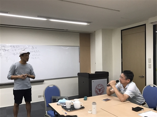 未來學工作坊-戲劇台灣