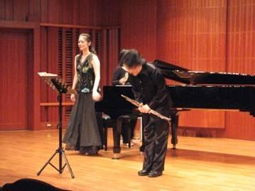 淡江音樂季—干詠穎雙簧管獨奏會