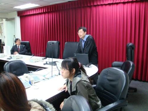 公共行政學系-台北市政府消防局參訪
