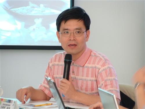 淡江大學期中教學意見調查問卷研修會議