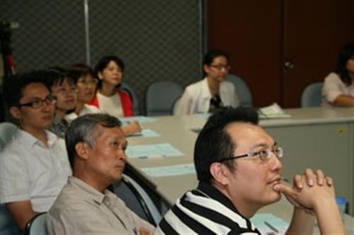 98學年度服務學習課程導入座談會