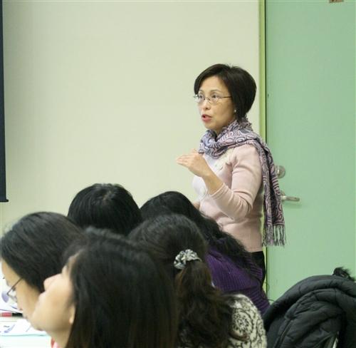 專題演講:教師教學評鑑分數之重建與運用
