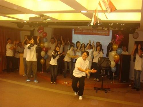 企管系EMBA班系友會卡拉OK歌唱比賽