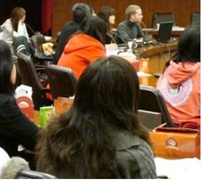 國交處與生涯規劃暨就業輔導組舉辦「姊妹校留學環境說明會」,敬請鼓勵貴系所同學踴躍參加。