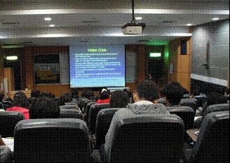 化學系企業導師請益-界面化學在化學工業的應用性