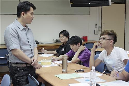 【教學助理3C訓練課程】心「理」有數--談助教應該如何打分數