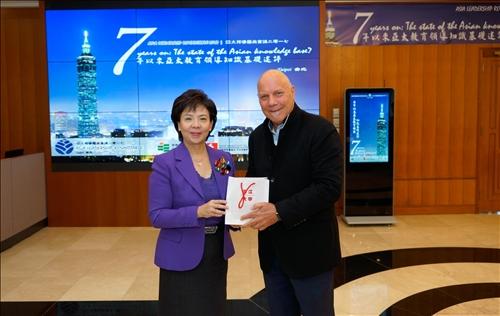 Asia Leadership Roundtable 2017建立亞洲教育領導知識