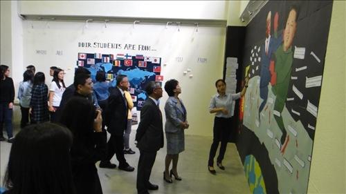 第二屆「國際學院週」展現系所教學與研究特色