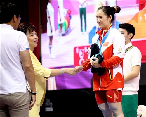 世大運舉重賽在淡江 台灣再度被世界看見