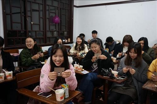 《大三那年,我在台灣》紀錄文創學程學習