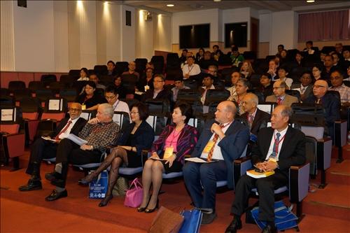 JCAE與會計系合作 首次於台灣舉行研討會