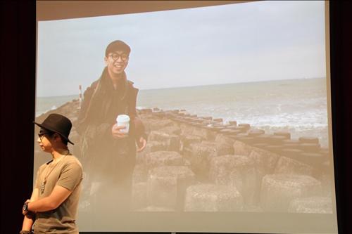 拍攝紀錄片力圖為大淡水地區文史留下蛛絲馬跡