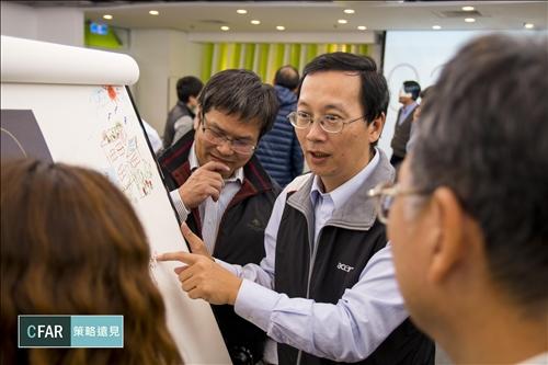 永光化學與策略遠見研究中心 一同探索2027永續未來