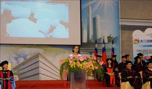 蘭陽校園第9屆畢業典禮