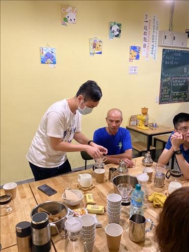 手沖咖啡練習與驗證