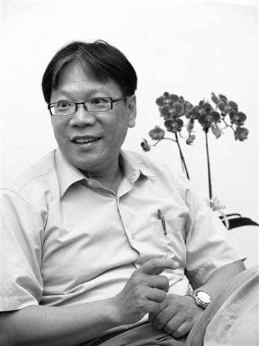 商管聯合碩士在職專班執行長 林江峰