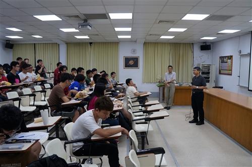 物理系科技論壇:高涌泉