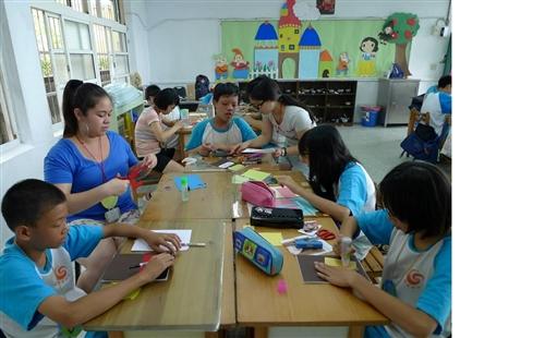 淡江大學2013年暑期「英語FUN一夏」英語服務營